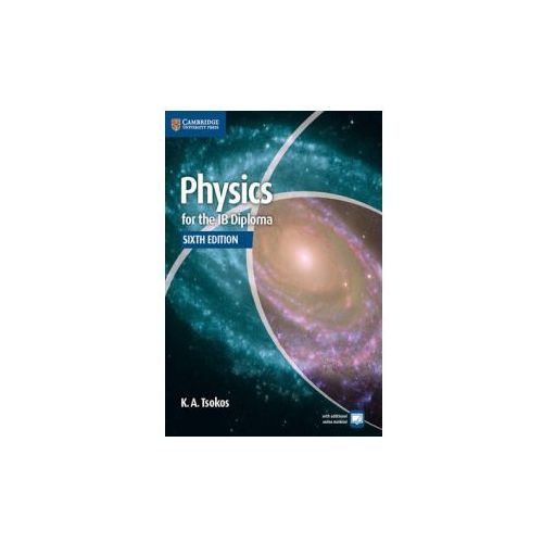 Physics for the Ib Diploma Coursebook with Free Online Mater, oprawa miękka