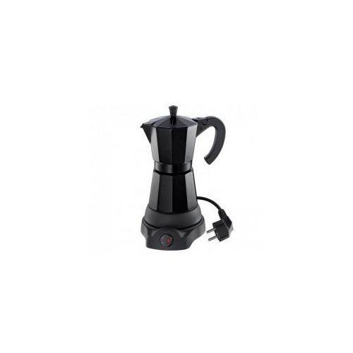 Kawiarka elektryczna Cilio Classico czarna 6 tz