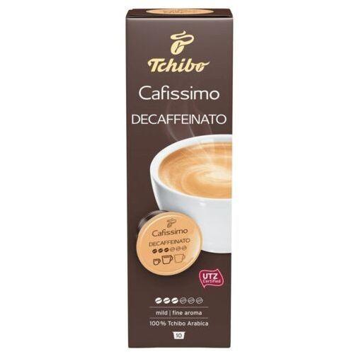 kapsułki z kawą cafissimo caffé crema decaffeinated 8x10 kapsułek marki Tchibo