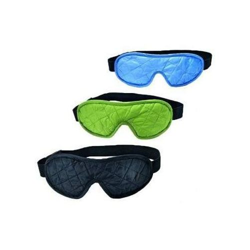 COCOON Opaska na oczy EYE SHADES DELUXE - kolor zielony, kolor zielony