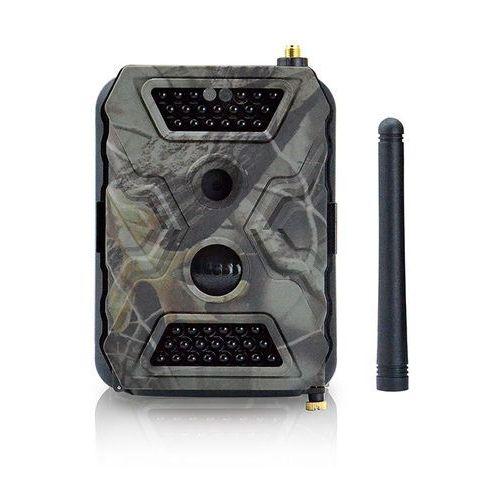 Kamera bezprzewodowa z modułem GSM fotopułapka HD, powiadomienie email i SMS