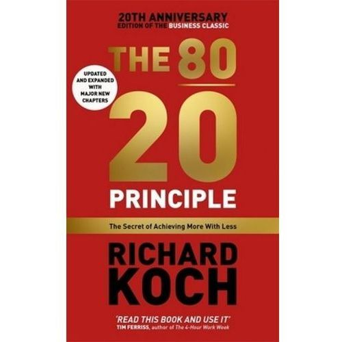 The 80/20 Principle (432 str.)