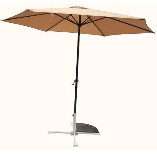 parasol przeciwsłoneczny 300 cm odchylany beżowy marki Rojaplast