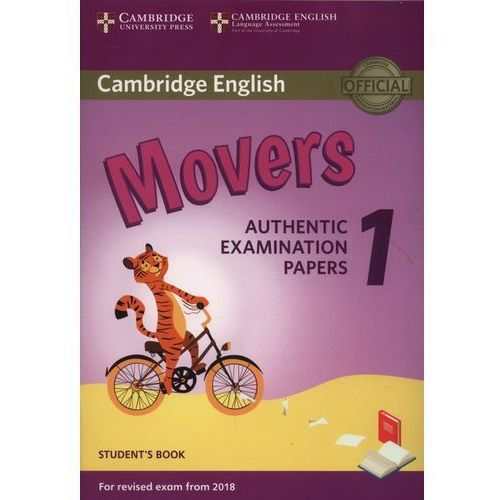 Cambridge English Movers 1 For Revised Exam From 2018 Student's Book (2018)