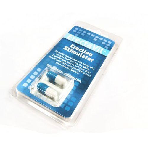 ErectaVit - tabletki na erekcję - 2 szt (potencja)