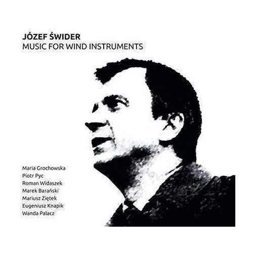 Świder: Music For Wind Instruments (CD) - Various Artists, ACD2282