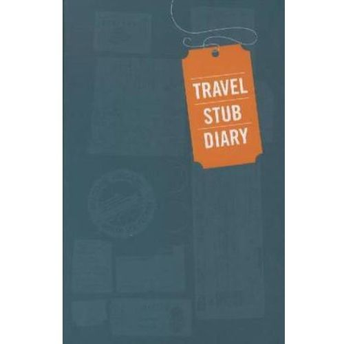 Travel Stub Diary (9781452102054)