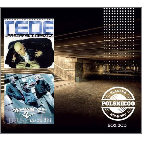Sport i nasze dni (cd) - płomień 81, tede marki Universal music