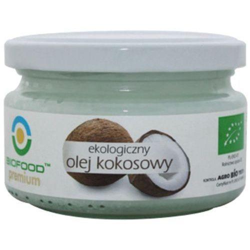 Olej kokosowy BIO Bio Food (Pojemność:: 180 ml)