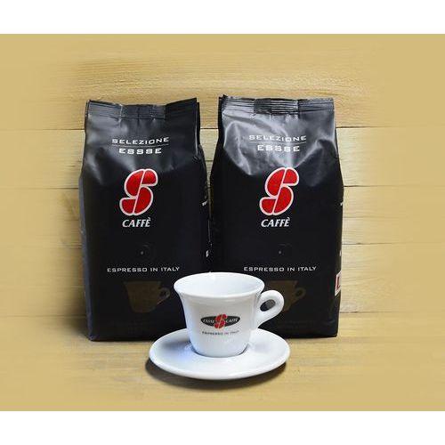 Zestaw promocyjny 2 kg kawy Essse Selezione ESSSE ziarnista + filiżanka Essse CAPUCCINO IN ITALY