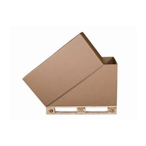 Karton paletowy, tektura 5-warstwowa, 1182x766x700 mm