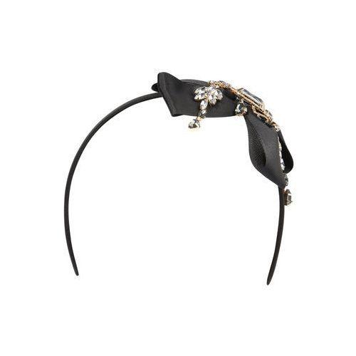 Lova & Rosie BOW GEM HEADBAND Hair Styling Accessory black (5031827847979)