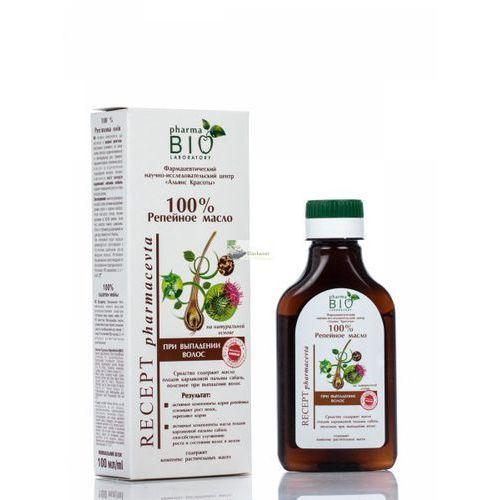 OLEJ Z KORZENIA ŁOPIANU (ŁOPIANOWY), 100 ml