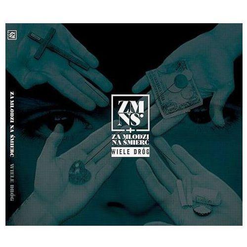 Rockers publishing Wiele dróg (cd) - za młodzi na śmierć darmowa dostawa kiosk ruchu (5902596374662)