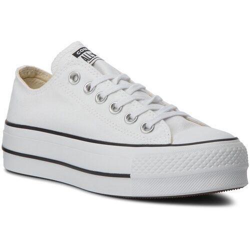 Trampki - ctas lift ox 560251c white/black/white, Converse, 39.5-41