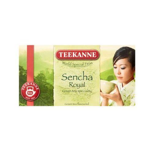 Teekanne 20x1,75g world special teas sencha royal herbata zielona