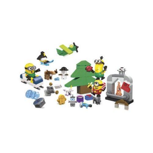 Mattel kalendarz adwentowy minionki 2016 marki Mega bloks