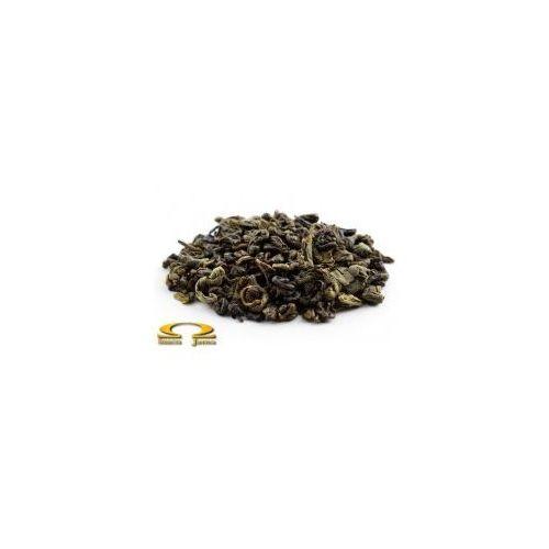 Na wagę Herbata liściasta china `gunpowder` świątynia niebios 50g