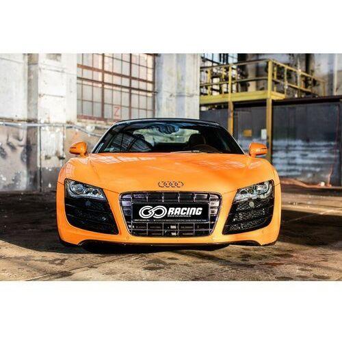 Jazda Audi R8 V10: Ilość okrążeń - 4, Tor - Tor Łódź, Usiądziesz jako - Kierowca
