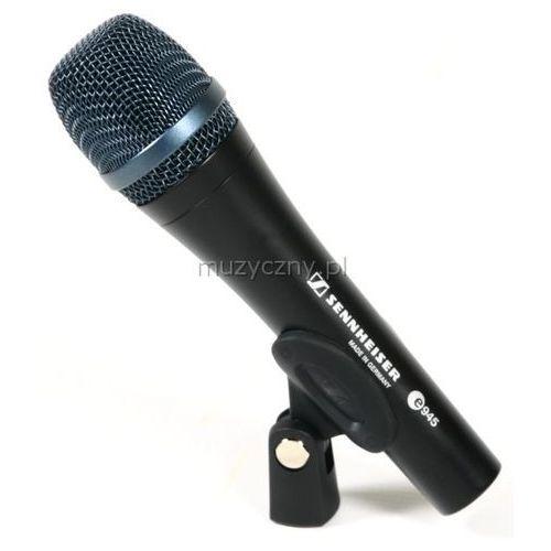 e-945 mikrofon dynamiczny marki Sennheiser