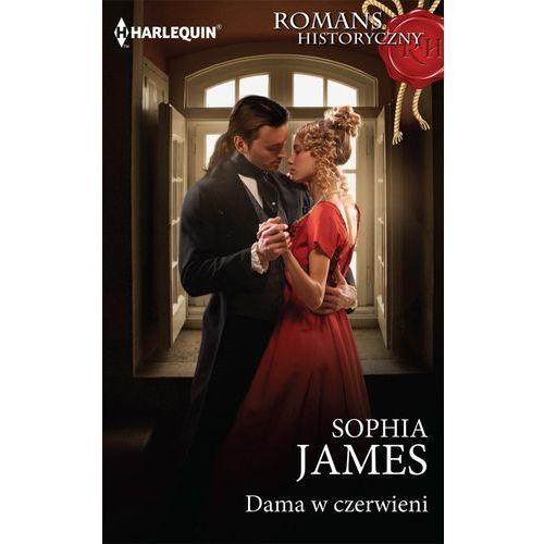 Dama w czerwieni, Sophia James
