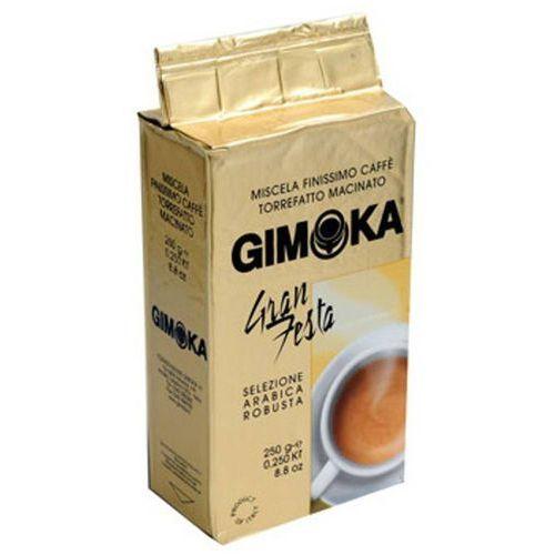 Gimoka Gran Festa, mielona 4x250g