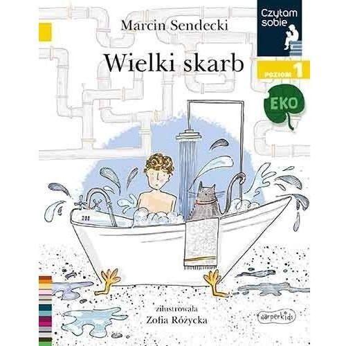 Czytam sobie Eko. Wielki skarb w.2020 - Marcin Sednecki - książka