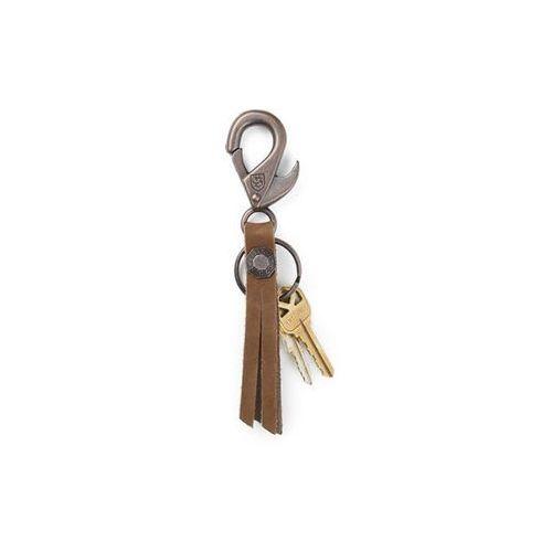Brixton Brelok na klucze - poods ii key chain copper (coppr) rozmiar: os