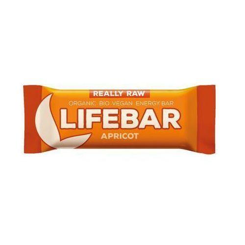 47g baton z suszonymi morelami bio marki Lifebar