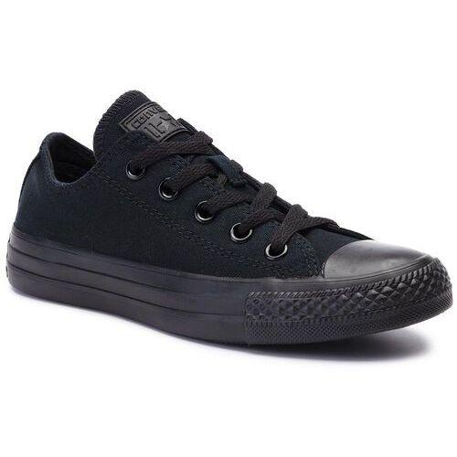 Trampki - c taylor a/s ox m5039 black monochrome, Converse, 35-48
