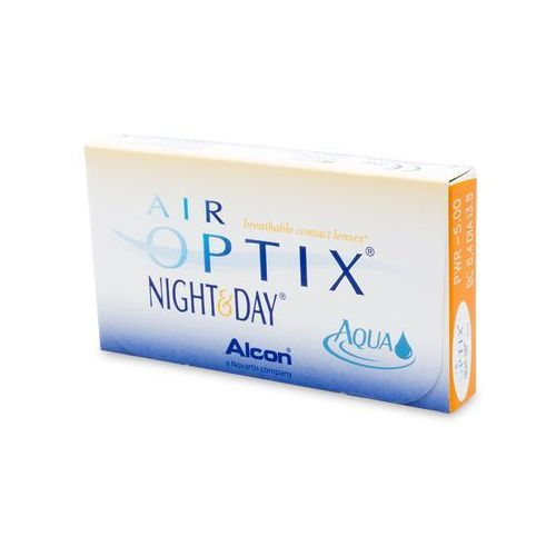 Air Optix Aqua Night & Day 3 szt., 253