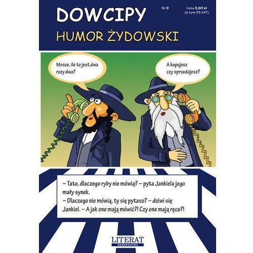 DOWCIPY HUMOR ŻYDOWSKI, LITERAT
