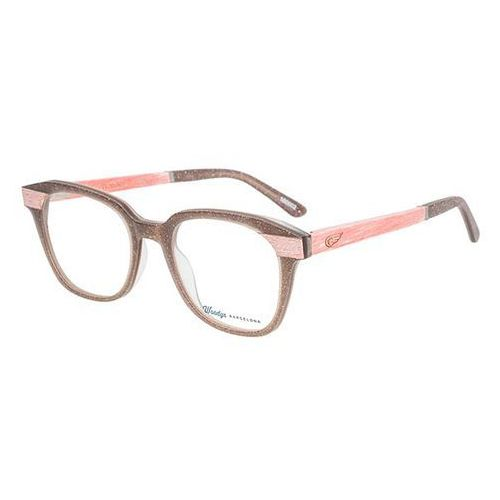 Woodys barcelona Okulary korekcyjne diamond 04