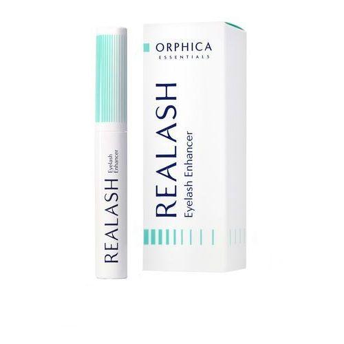 realash eyeleash enhancer   odżywka pobudzająca wzrost rzęs 4ml marki Orphica