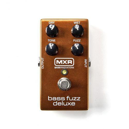 MXR M84 - Bass Fuzz Deluxe efekt do gitary basowej