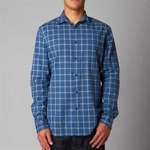 koszule FOX - Roddy Deep Cobalt (387) rozmiar: 2X - sprawdź w Snowbitch