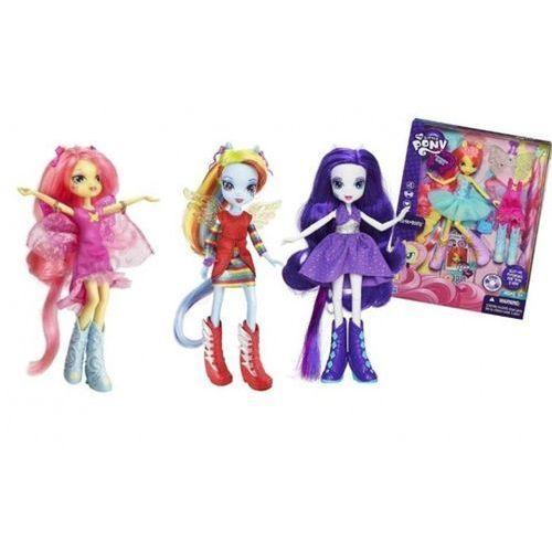Lalka HASBRO My Little Pony Equestria Girls Z Akcesoriami A3995 - sprawdź w Media Expert