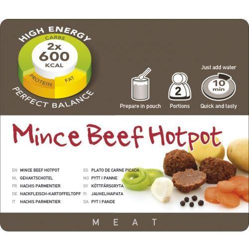 Adventure Food Mince Beef Hotpot Żywność kempingowa podwójna porcja Żywność liofilizowana (8717624622519)