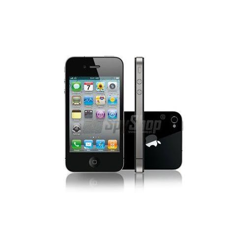 Podsłuch telefonu iPhone 4S - oprogramowanie szpiegowskie Apple iOS6