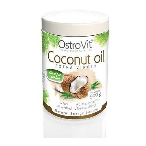Ostrovit coconut oil (olej kokosowy nierafinowany) 900g