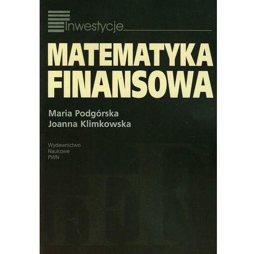 Matematyka finansowa (2005)