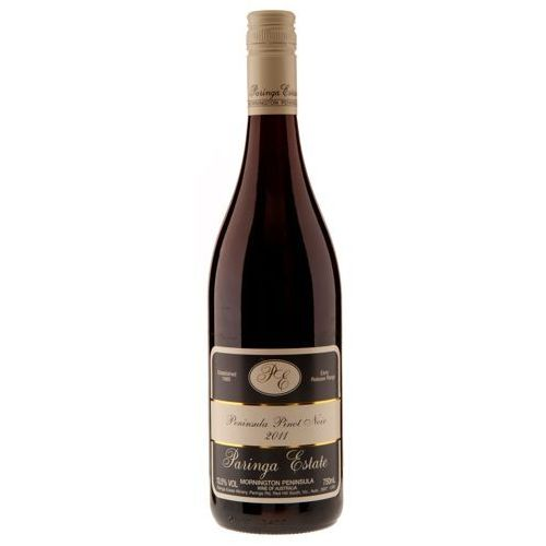 Paringa estate Wino australijskie: paringa peninsula pinot noir 2011 z kategorii Alkohole