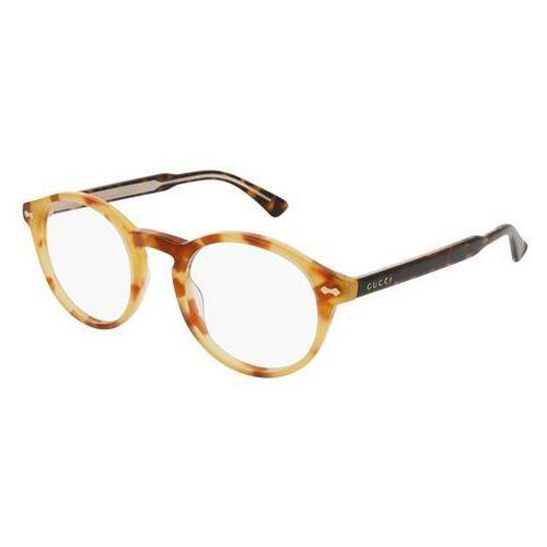 Okulary Korekcyjne Gucci GG0127O 004