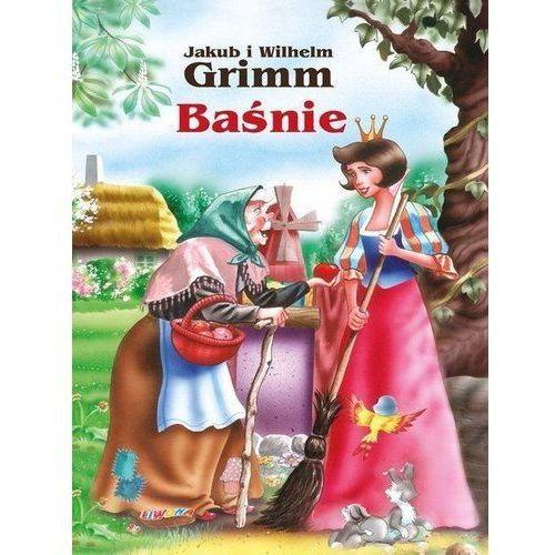 Baśnie - Jakub i Wilhelm Grimm (9788375703931)