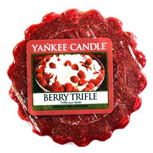 Wosk Zapachowy - Berry Trifle - 22g - Yankee Candle (5038580054583)