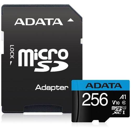Karta pamięci ADATA microSDXC 256GB Premier, 1_686020