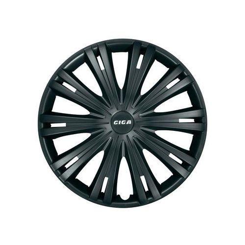 Kołpaki, Giga 82,356, wielkośćopon R16, czarne (matowe), 4szt. - produkt dostępny w Conrad.pl