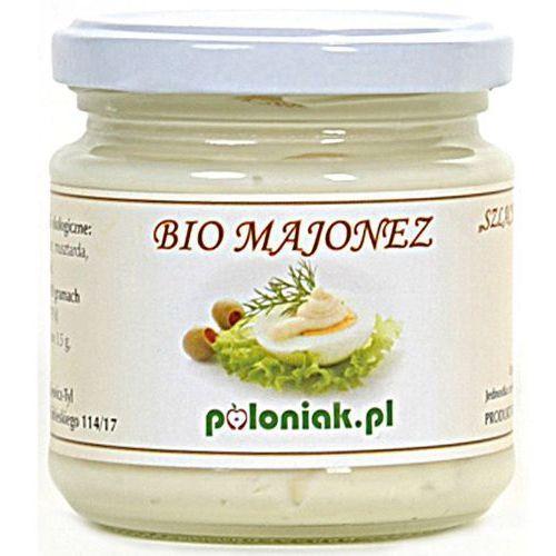 Poloniak (majonez, falafel, kotlety wegańskie) Majonez jajeczny bio 180ml - poloniak