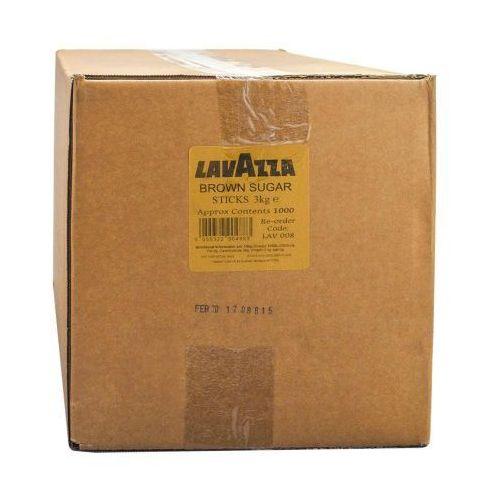 cukier trzcinowy w saszetkach 1000 x 4 g marki Lavazza