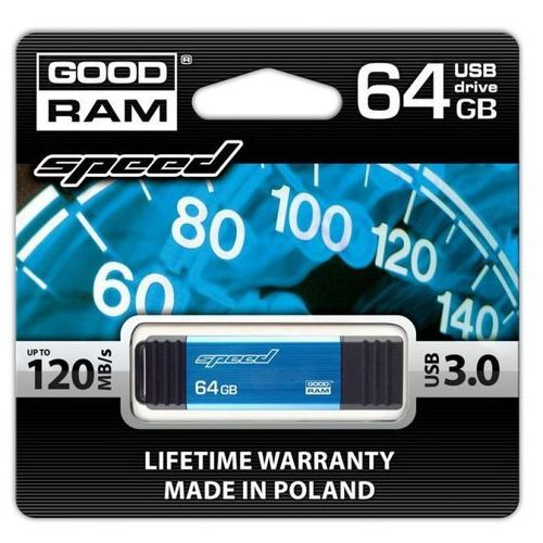 PENDRIVE GOODRAM SPEED Blue 32GB USB3.0, kup u jednego z partnerów